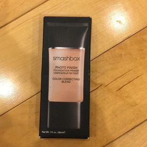 NWT Smashbox Photo Finish Color Correcting Primer